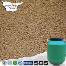 Low Cost Liquid granite stone looking texture paint