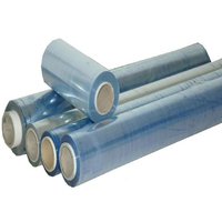 PVC Rolls Normal Clear Film Factory in China