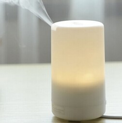 Essential Oil Diffuser Color Changing Ultrasonic Aroma Humidifier cool mist Maker For Home Office