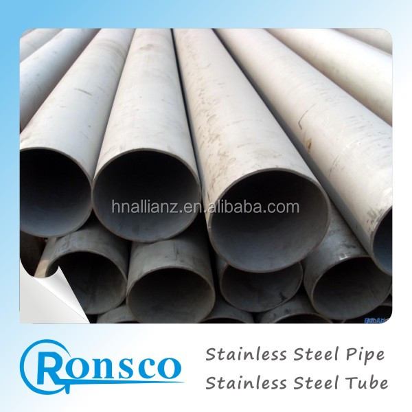 ISO Certification and 300 Series Steel Grade sus316L china suplier low carbon seamless pipe