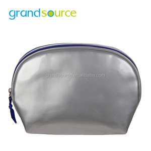 Lady Leather Vanity Oem Cosmetic Organizer Make Up Bag
