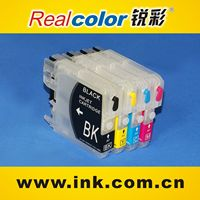 LC539 CL535 Rechargeable ink cartridge for BR DCP-J100, J105, J200 (LC539 BK, LC535 C/M/Y)