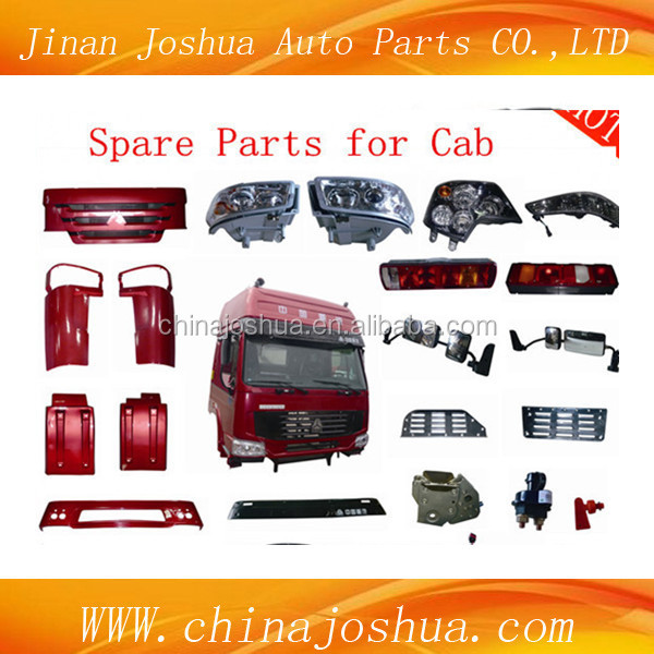 2014HOT !!!!sinotruk parts mercedes benz spare parts