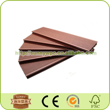 China hot sale wpc board decking european standard cheap wpc