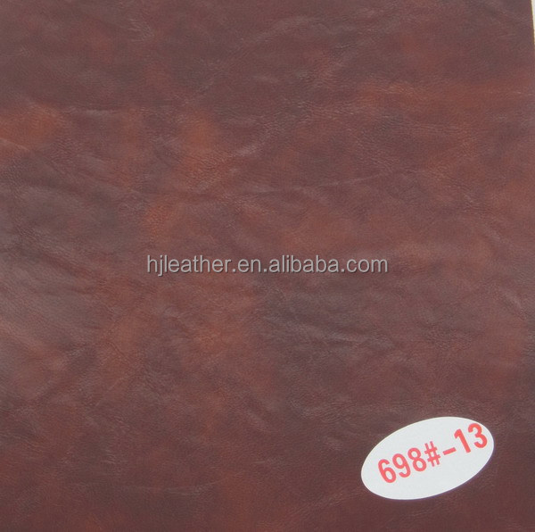 Upscale Office Soft Package Decorated with Leather