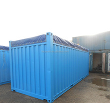 900gsm panama windproof pvc tarpaulin shipping container cover