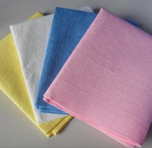 Hangzhou super strong disposable spunlace nonwoven disposable wipe for hair