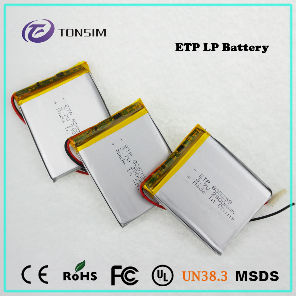 China Supplier 3.7 Volt Li-polymer Rechargeable battery 2900mah 3.7volt cr2026 lithium battery lithium battery electric scooter
