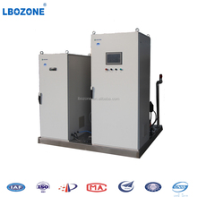 ozone generator for fish farm washing and disinfection