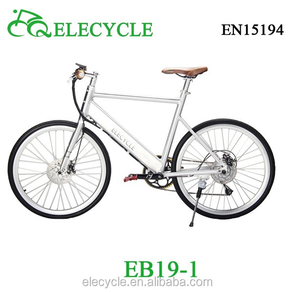 26inch 700C tire motor power electric bike for EUROPE