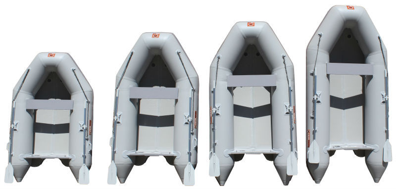 INFLATABLE BOAT AIR MAT