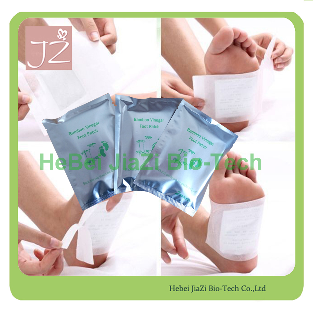 health and beauty adhesive super detox foot patch