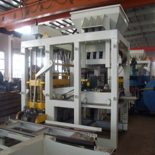 Hot sale and cheap price manual concrete block making machine