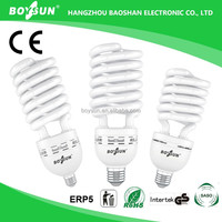 Long Lifespan 30000hrs Boysun / OEM E27 Lamp Holder professional led factory cfl light bulb