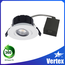 low profile led downlights/ceiling spot lighting