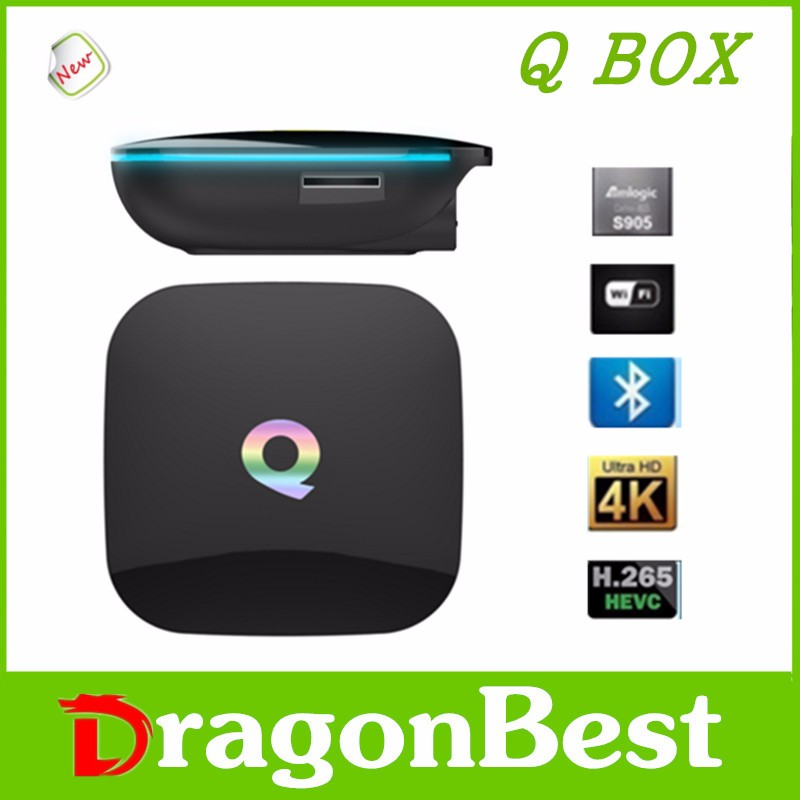 Newest!!AMLOGIC S905 android Q box Quad Core 2GB 16GB Android 5 .1 full hd meida player kodi 16.0 best smart tv