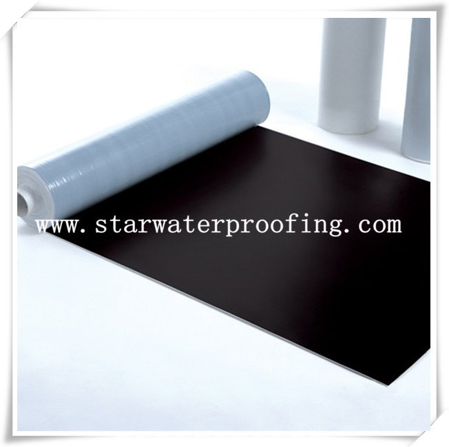 Reinforced PVC waterproofing membrane in central China