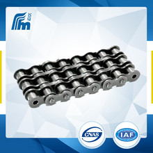 08B-3 pe roller chain sprockets triple ,(B series) straight side plates framing roller chains