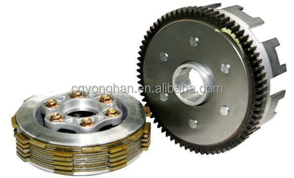 CB200 Secondary Clutch, Motorcycle Secondary clutch 200cc