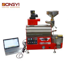 DongYi 1kg Commercial Electric/Gas heating coffee roaster machine