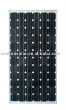 high efficiency 145W-165W / 36V Monocrystalline solar panel