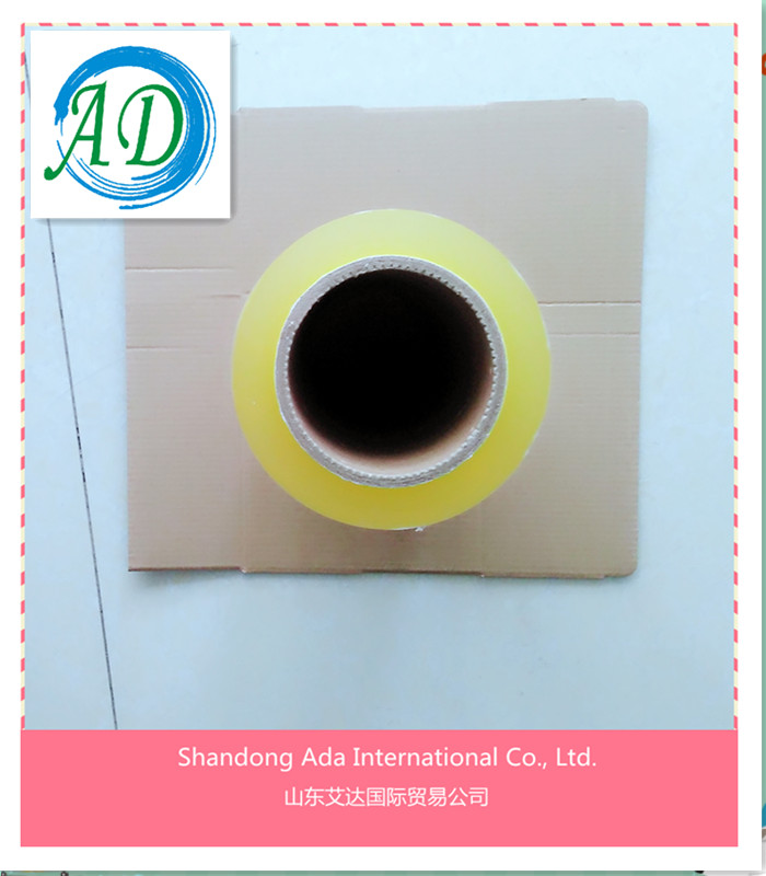 Food Grade Clear Rigid PVC Cling Film/ plastic cling film/ plastic wrap
