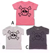 Wholesale <strong>Boy's</strong> Blank O-Neck Collar Cotton T shirt At Cheap Price From China Factory