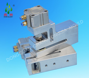 Pneumatic Butterfly Hole Punch Mold for Plastic Bag