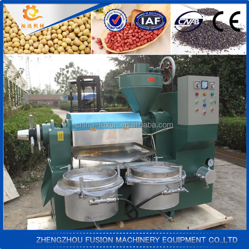 High Capacity Small Coconut Oil Mill Machinery Olive Oil