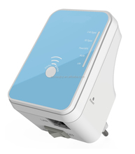 Wireless b/g/n 150Mbps +150Mbps Concurrent Dual-band WiFi Repeater / Access Point