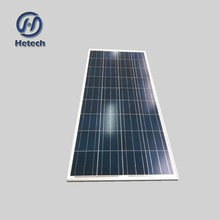 most poular hot sale high quality 140W photovoltaic polycrystalline solar panel