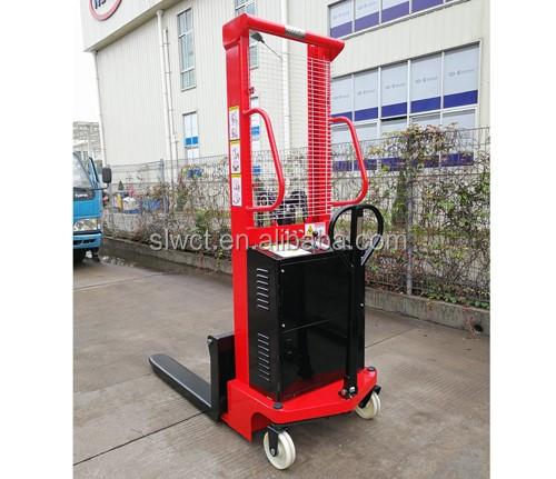 2 ton semi electric pallet stacker