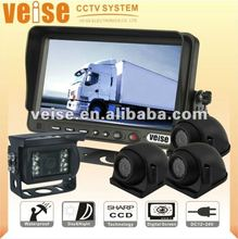 Truck Camera system for trucks and buses