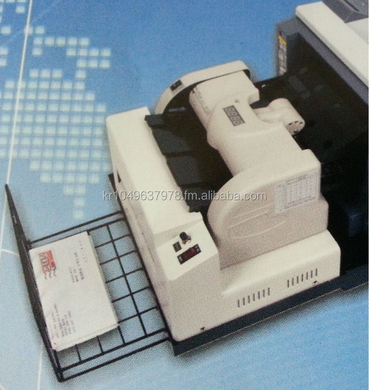 Polyfold envelop sealing machine