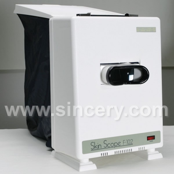 Hot UV Light Simple Woods Lamp Skin Analyzer For Sale