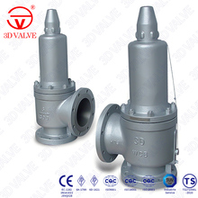 3DV Used for pressure gasholder RF End Carbon Steel pressure safety valves