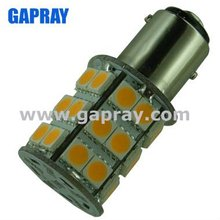12v automotive led light BAY15d LED