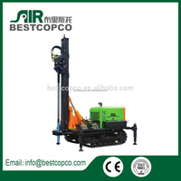 Cheap BS180 M depth shallow water well drilling equipment