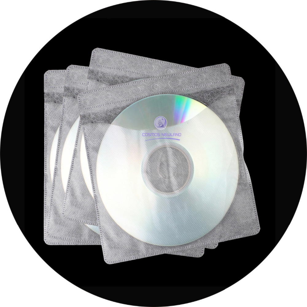 Popular Clear Plastic Cd Sleeve With Flap