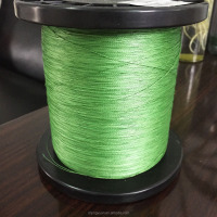 High quality PE fishing braided line 4 strand braided fishing line