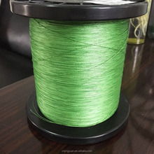 PE braided fishing line high quality color optional
