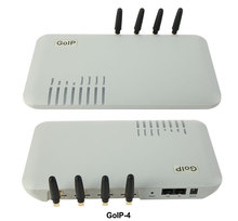 wholesale and retail 4 channels gsm voip gateway, goip 4 voip gateway