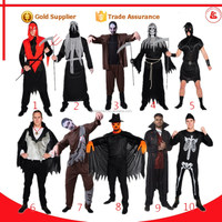 2016 china wholesale plants vs zombie xxxxl mens halloween costumes for adults