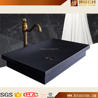 Chinese hand crafts good quality lavatory stone washing basin sink