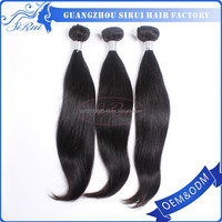 Golden supplier heat resistant synthetic hair black star weave, black elegant hair weave, black cherry weave