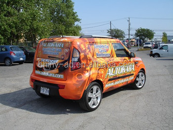 van body vinyl wrap 3m sticker
