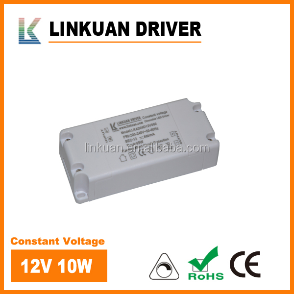 Dimmable constant voltage led driver 12v 5w