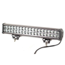 108W 17 Inch LED Flood Spot Combo 4D Work Light Bar for OFFROAD Car SUV 4WD IP68