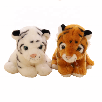Mini plush toy tiger Plush animal Toys Wholesale 2020 Trend China Factory cute plush Tiger Toy for children