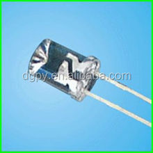Hot sale High Quality Super bright UV/purple color 120degree 5mm Flat top with concave led diode CE & RoHS